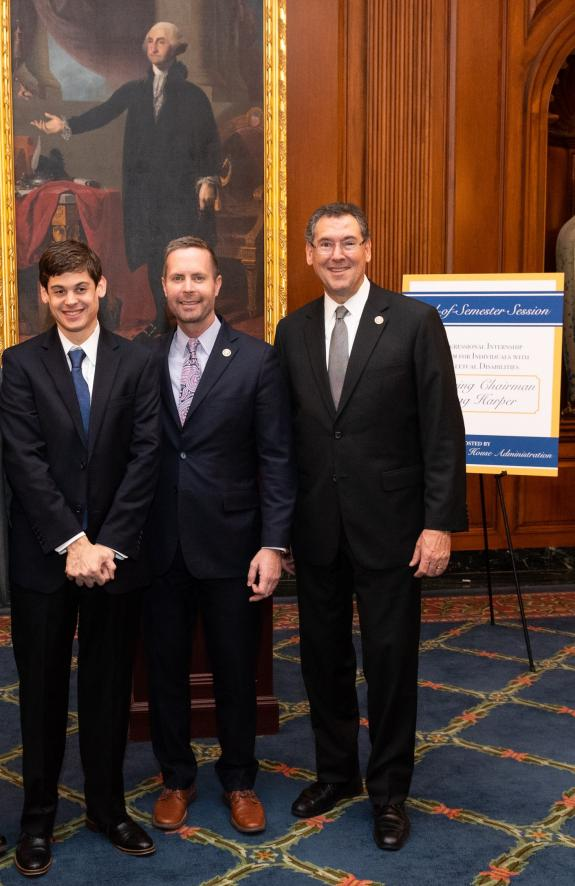 Davis Announces the Gregg and Livingston Harper Congressional Internship Program for Individuals with Intellectual Disabilities